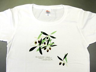 Tシャツ (オリーブ)