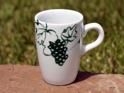 緑のブドウ マグカップ No.4