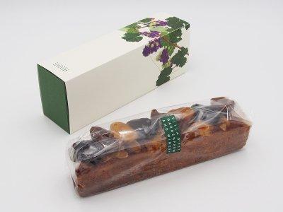 イチジクとプルーンと杏のパウンドケーキ