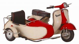 ブリキのおもちゃ バイク(06)