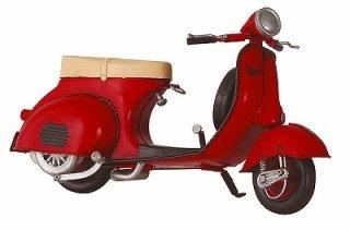 ブリキのおもちゃ バイク(07)