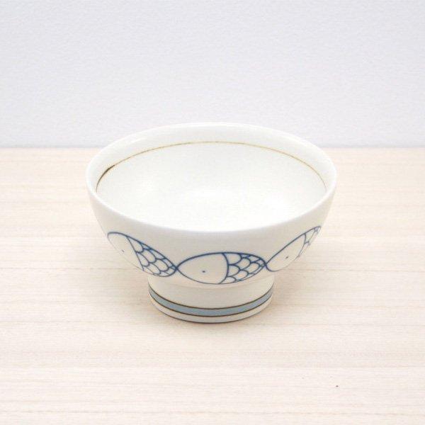 砥部焼・すこし屋 − 茶碗 小 さかな