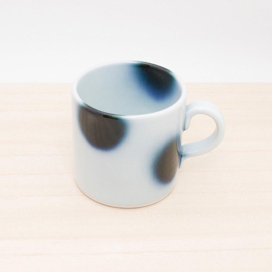 砥部焼・ヨシュア工房 − マグカップ(小) まりも