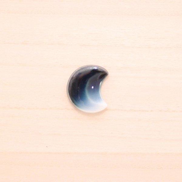 砥部焼・ヨシュア工房 − はしおき 月
