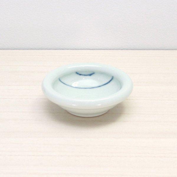 砥部焼・梅乃瀬窯 − 玉線鉢 3寸