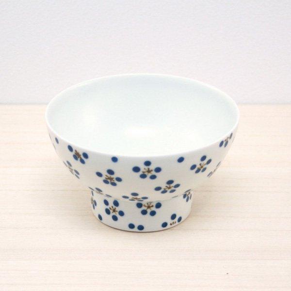 砥部焼・すこし屋 − 茶碗 大 青小紋