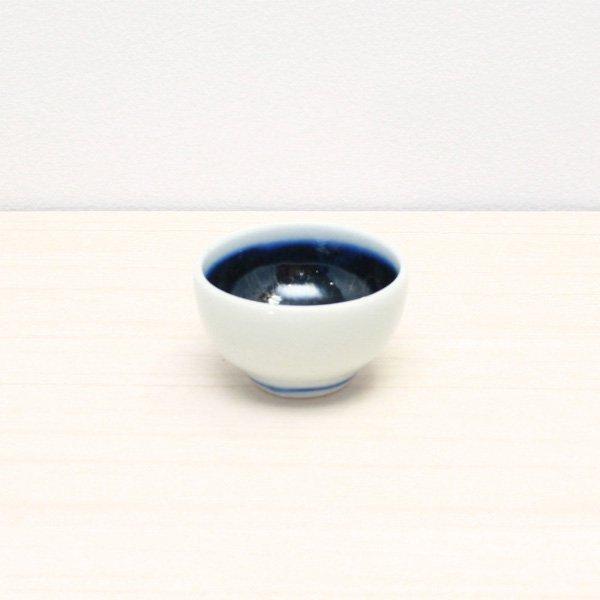 砥部焼・陶房 遊 − 豆々鉢 呉須巻