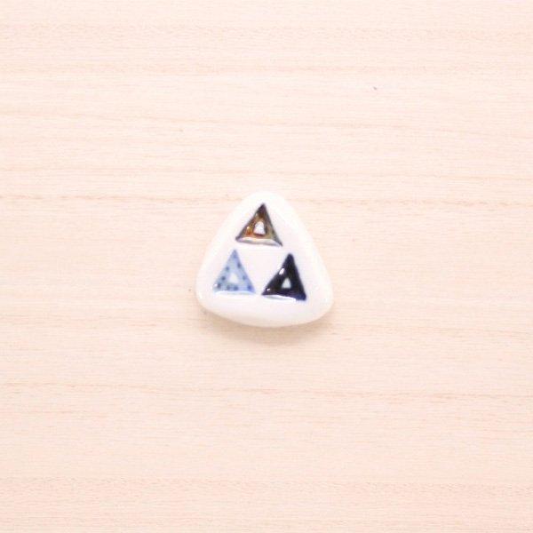 砥部焼・イロリ工房 − はしおき ピラミッド