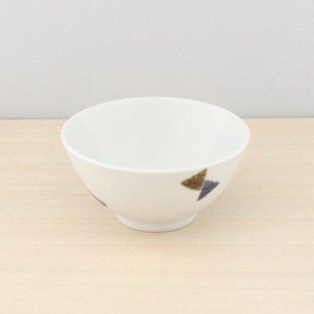砥部焼・イロリ工房 − 茶碗 ツミキ