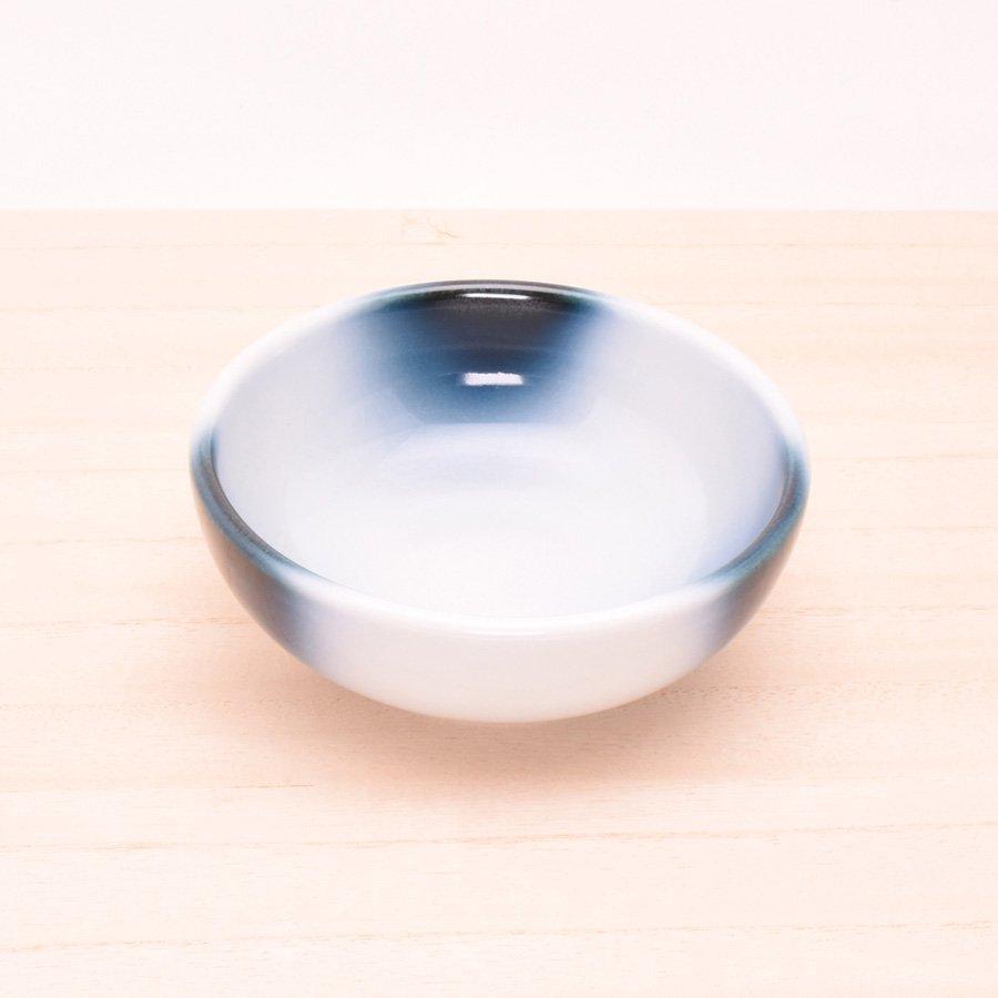 砥部焼・ヨシュア工房 − 小鉢 深 まりも