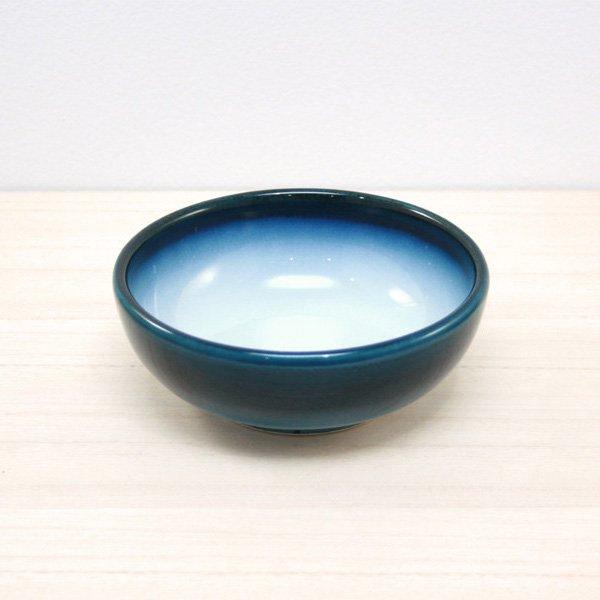 砥部焼・ヨシュア工房 − 小鉢 深 内白