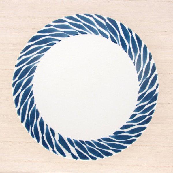 砥部焼・すこし屋 − 丸皿 中 グラス