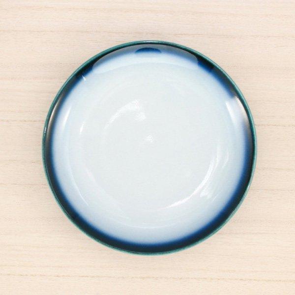 砥部焼・ヨシュア工房 − 5寸皿 内白