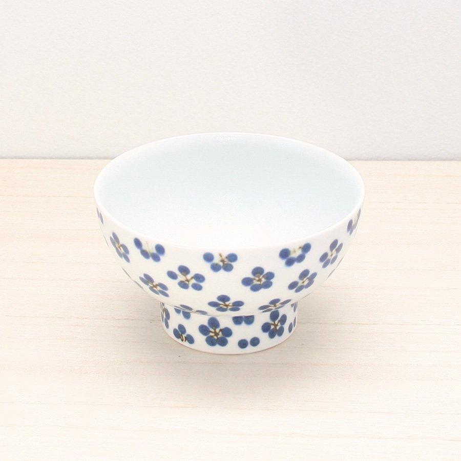 砥部焼・すこし屋 − 茶碗 小 青小紋