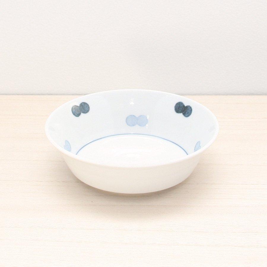 砥部焼・イロリ工房 − 4寸鉢 ニコタマ