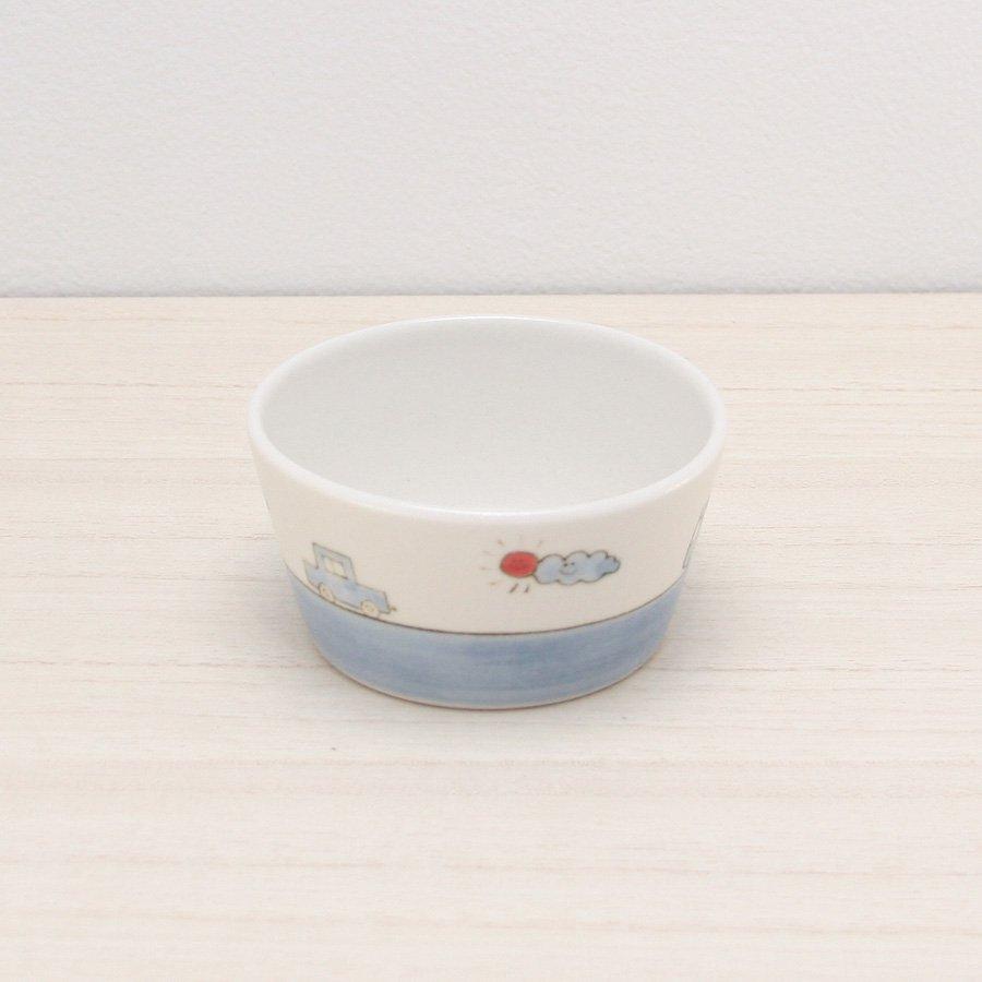 砥部焼・すこし屋 − デザートカップ 男の子
