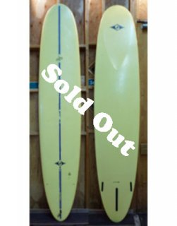 【中古】Bic surfboards Nat Young 9'4