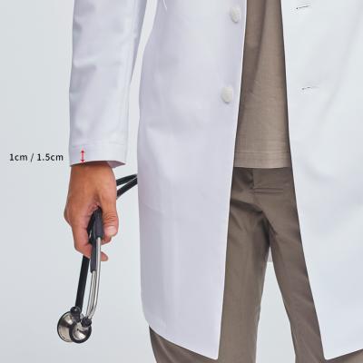 白衣・ジャケットの袖丈詰め 1cm / 1.5cm