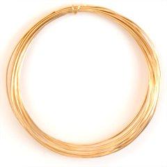 ゴールドフィルドソフトワイヤー0.4mm