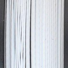 ソフトフレックスビーズワイヤー0.36mm-9m ホワイト