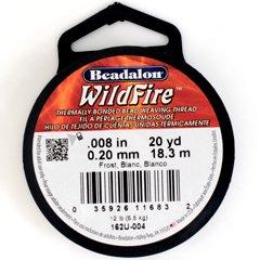 ビーダロン ワイルドファイヤー 0.2mm ホワイト