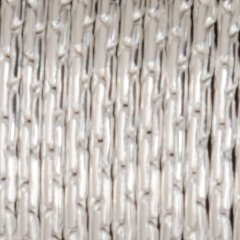シルバープレーテドビーディングチェーン1.0mm