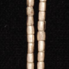 エチオピアンメタル シルバーチューブ4X3