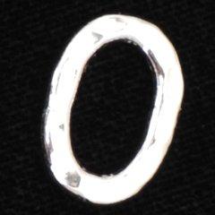 カレン族シルバーオーバルリンク3