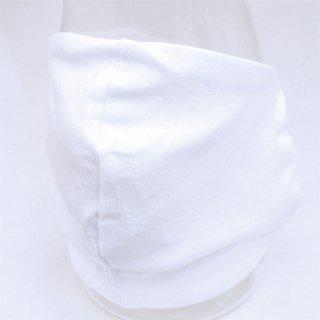 ウクライナ産 コットンマスク ホワイト