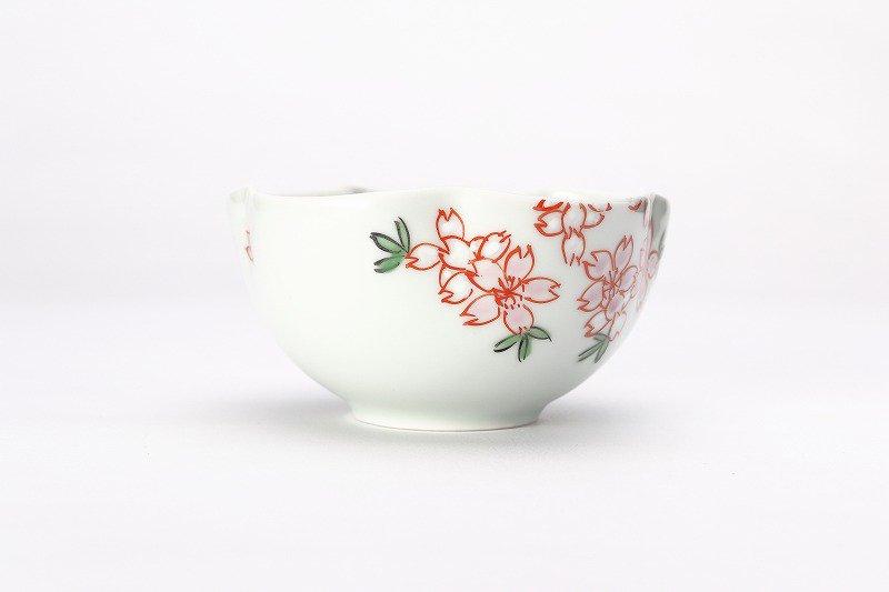 そうた窯 錦桜 花型小付 画像サブ1