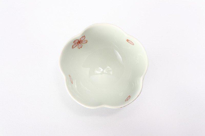 そうた窯 錦桜 花型小付 画像サブ2