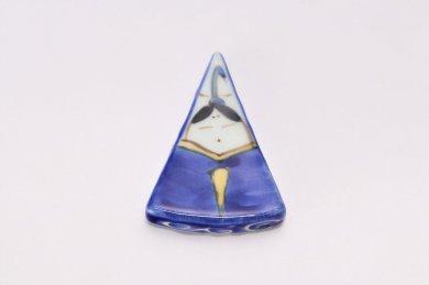 三角おだいり様 箸置
