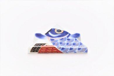 染錦屋根鯉のぼり 箸置き