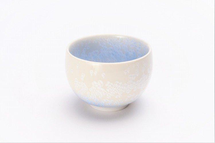 真右ェ門窯 藍染水滴 半酒器(木箱付) 画像サブ8