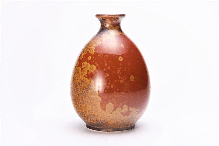真右ェ門窯 金華紋 半酒器(木箱付) 画像サブ3