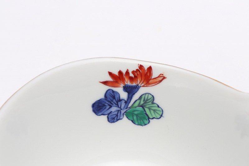 金龍窯 金彩菊 コーヒー碗(木箱付) 画像サブ6