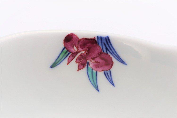 金龍窯 金彩菖蒲 コーヒー碗(木箱付) 画像サブ7