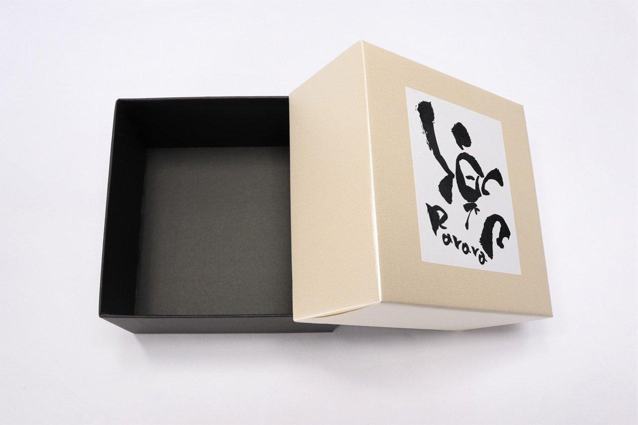 楽々シリーズ ピンク春秋 茶碗(中) (化粧箱入り) 画像サブ5