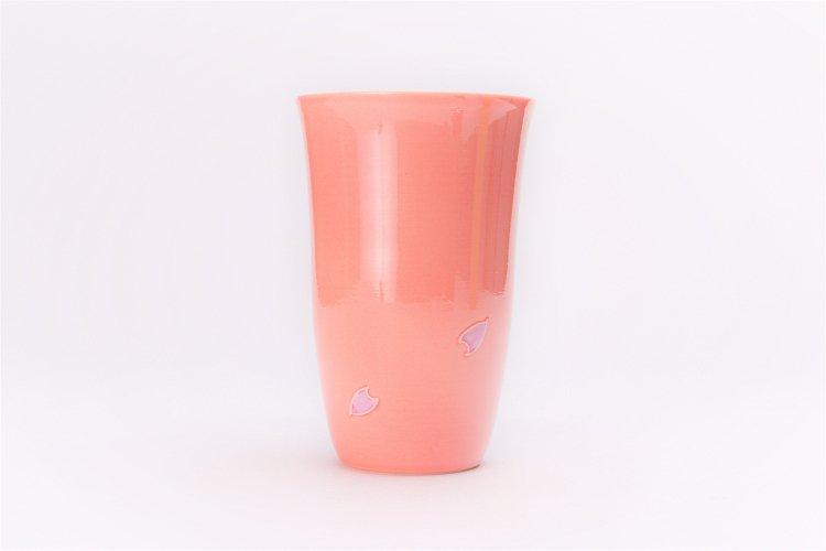 楽々シリーズ ピンク春秋 フリーカップ (化粧箱入り) 画像サブ2