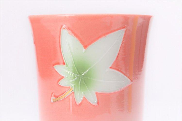 楽々シリーズ ピンク春秋 フリーカップ (化粧箱入り) 画像サブ3