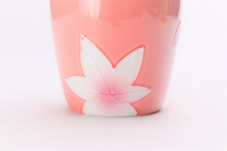 楽々シリーズ ピンク春秋 フリーカップ (化粧箱入り) 画像サブ4