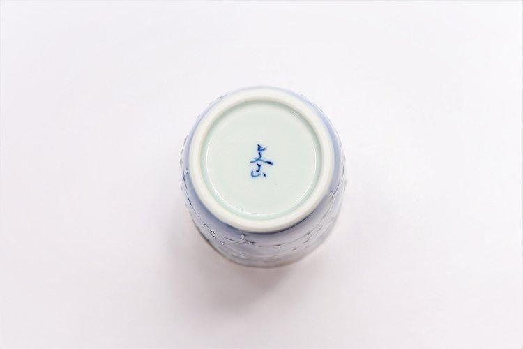 楽々シリーズ 金・プラチナ牡丹 ペアフリーカップ (化粧箱入り) 画像サブ5