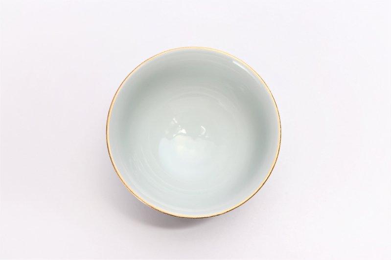 楽々シリーズ 金牡丹 茶碗・フリーカップセット (化粧箱入り) 画像サブ4