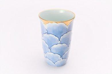 楽々シリーズ 金牡丹 フリーカップ (化粧箱入り)