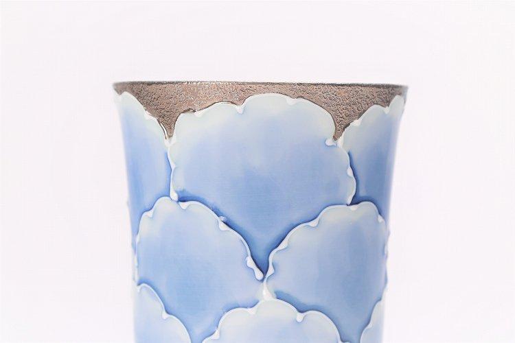 楽々シリーズ プラチナ牡丹 フリーカップ (化粧箱入り) 画像サブ2