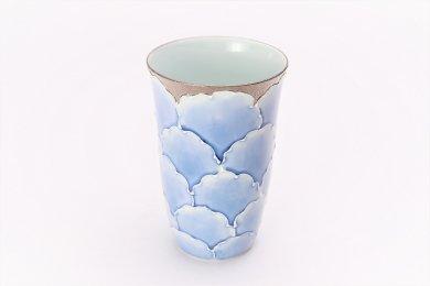 楽々シリーズ プラチナ牡丹 フリーカップ (化粧箱入り)