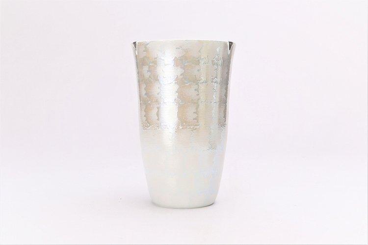 楽々シリーズ ラスターシルバー フリーカップ (化粧箱入り) 画像サブ1