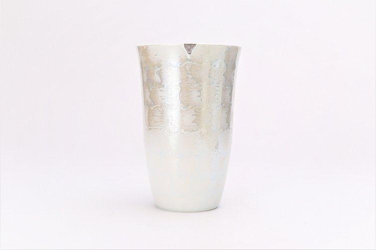 楽々シリーズ ラスターシルバー フリーカップ (化粧箱入り) 画像サブ2
