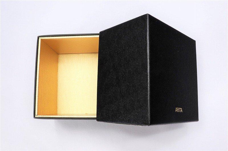 GOLDシリーズ 1合徳利・反ぐい呑み (化粧箱入り) 画像サブ5