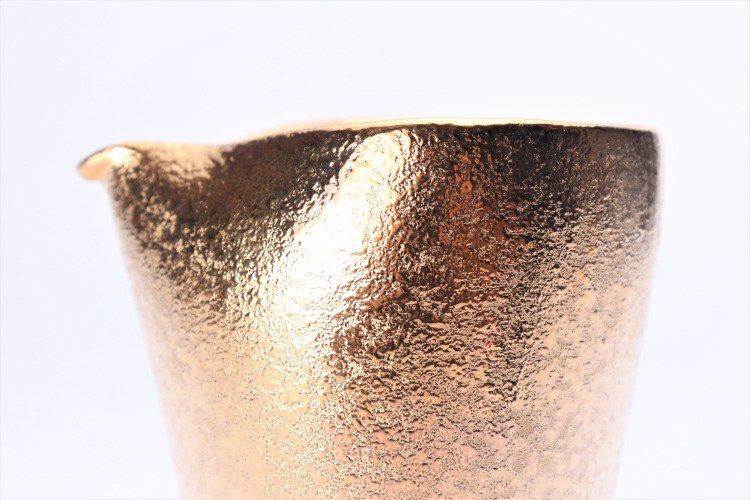 GOLDシリーズ 片口注器・反ぐい呑み (化粧箱入り) 画像サブ3